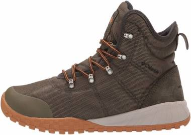 Columbia Fairbanks Omni-Heat Boot - Green Nori Canyon Go (1746011384)