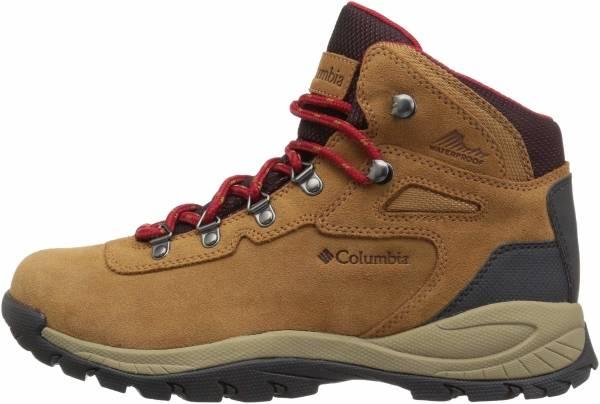 Columbia Newton Ridge Plus Waterproof Amped - Elk Mountain Red