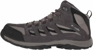 Columbia Crestwood Mid Waterproof - Grey (1765381052)