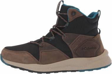 Columbia Sh/Ft OutDry Boot - Black/Lagoon (1862341010)