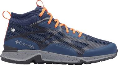Columbia Vitesse Mid Outdry - Collegiate Navy/Tangy Orange (1928461464)