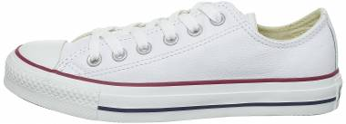 Converse Chuck Taylor All Star Leather Ox - White