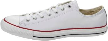 Converse Chuck Taylor All Star Leather Ox - White (132173C)