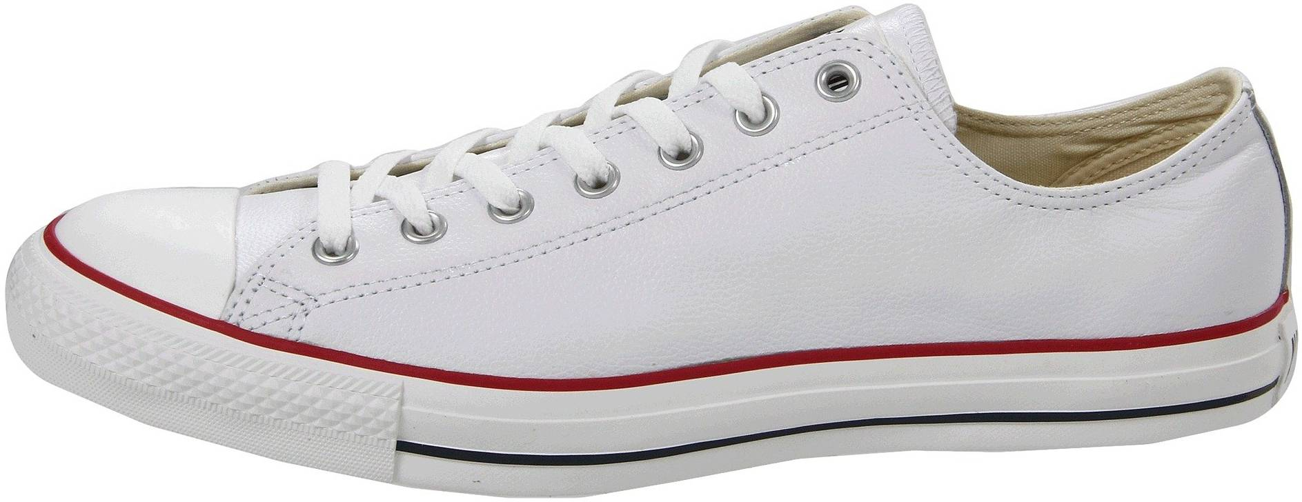 Converse Chuck Taylor All Star Leather Ox sneakers in 4 colors ...
