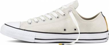 Converse Chuck Taylor All Star Leather Ox - White (159615C)