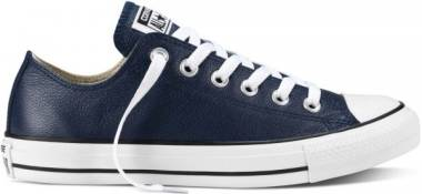 Converse Chuck Taylor All Star Leather Ox - Blue