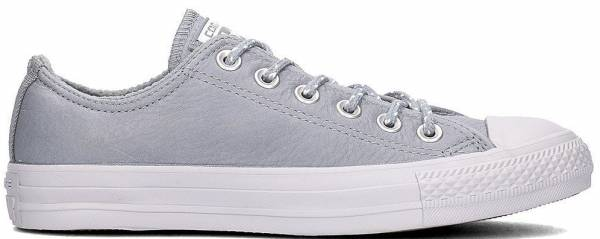 5762d0faff37 Converse Chuck Taylor All Star Leather Ox Grey. Any color. Converse Chuck  Taylor All Star Leather Ox White Men