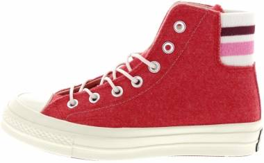 Converse Chuck 70 High Top - Sedona Red/Pink/Egret