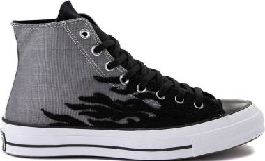 Converse Chuck 70 High Top - White/Black/White (166712C)