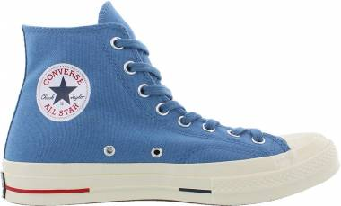 purchase cheap fa449 aa302 Converse Chuck 70 High Top Blue Men