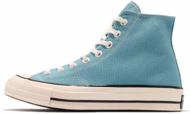 4baba04ae2b0e5 Converse Chuck 70 High Top Shoreline Blue Men