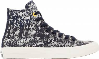 Converse Chuck II High Top Black Translucent Rubber Men