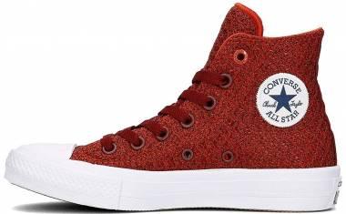 Converse Chuck II High Top - RED (154019C)