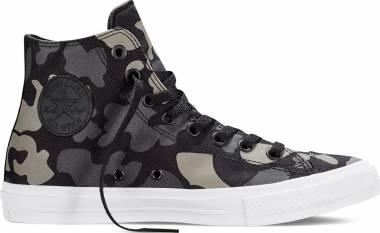 Converse Chuck II High Top - Charcoal/White/Black
