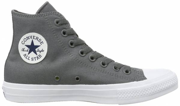Converse Chuck II High Top - Grau Thunder White Navy (150147C)