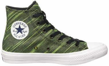 Converse Chuck II High Top Black / Volt Men
