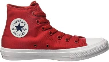 Converse Chuck II High Top - Red