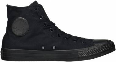 Converse Chuck Taylor All Star High Top - Black Monochrome (157520C)