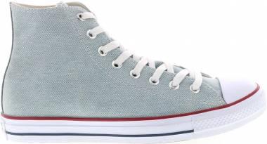Converse Chuck Taylor All Star High Top Light Blue/White/Brown Men