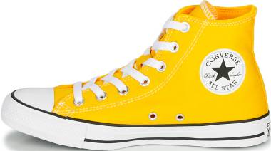 Converse Chuck Taylor All Star High Top - Yellow