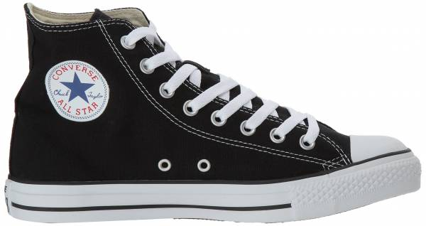 Converse Chuck Taylor All Star High Top Black Monochrome