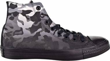 Converse Chuck Taylor All Star High Top - Blanco Negro Negro (163240C)