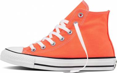 Converse Chuck Taylor All Star High Top - Orange Hyper Orange (155739C)