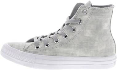 Converse Chuck Taylor All Star High Top - Wolf Grey/Wolf Grey/White (159651C)