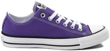 Converse Chuck Taylor All Star Low Top - purple (137837F)