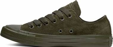 Converse Chuck Taylor All Star Low Top - Green Utility Green Utility Green 316 (162466C)