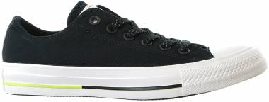 Converse Chuck Taylor All Star Low Top - Black/White/Volt (153798F)