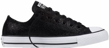 Converse Chuck Taylor All Star Metallic Low Top Black Men