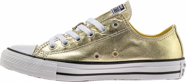 12 Reasons to/NOT to Buy Converse Chuck Taylor All Star Metallic Low Top  (May 2018) | RunRepeat