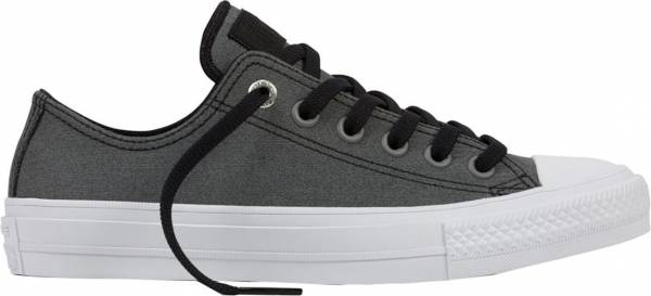 Converse Chuck II Low Top - Black White