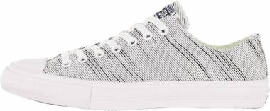 Converse Chuck II Low Top - White