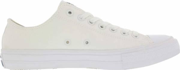 Converse Chuck II Low Top - White