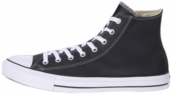 new concept 58138 51f4e Converse Chuck Taylor All Star Core Leather Hi Black Black Black
