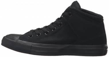 Converse Chuck Taylor All Star High Street Mono Canvas Hi - Black/Black/Black (149432F)