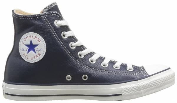 Converse Chuck Taylor All Star Leather High Top Blue