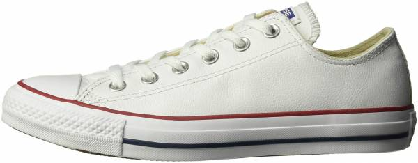 Converse Chuck Taylor All Star Leather Low Top - White