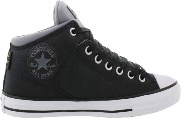 Converse Chuck Taylor All Star Cordura High Street High Top - Black/Cool Grey