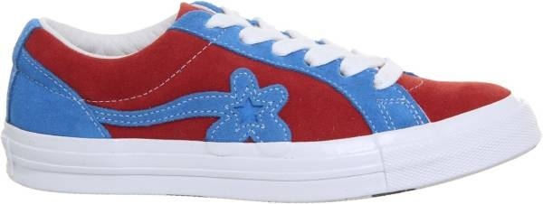 Converse One Star x Golf Le Fleur - Red/Blue (162126C)