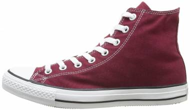 Converse Chuck Taylor All Star Seasonal High Top Maroon Men