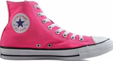 Converse Chuck Taylor All Star Seasonal High Top Pink Men