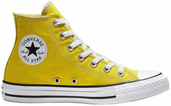 Converse Chuck Taylor All Star Seasonal High Top - Yellow (163353C)