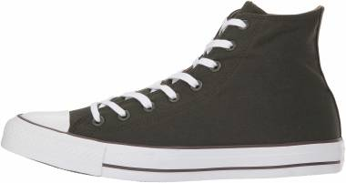 Converse Chuck Taylor All Star Seasonal High Top - Utility Green/Teak/White (162449F)