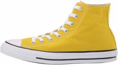 Converse Chuck Taylor All Star Seasonal High Top - Yellow (163353F)