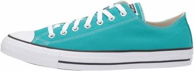 Converse Chuck Taylor All Star Seasonal Colors Low Top - Green (166267F)