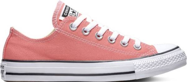 Converse Chuck Taylor All Star Seasonal Colors Low Top - Red (161421C)