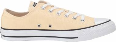 Converse Chuck Taylor All Star Seasonal Colors Low Top - Pale Vanilla